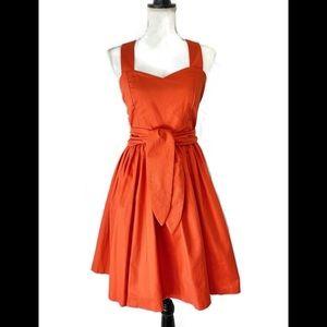VTG Laura Ashley fit n flare Wrap Dress size 12